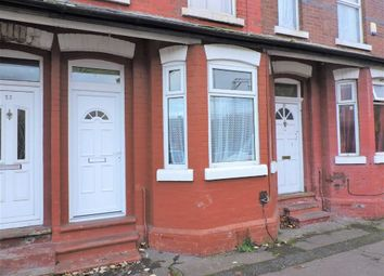 Thumbnail 2 bed terraced house for sale in Linwood Grove, Longsight, Manchester