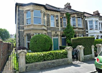 Thumbnail 3 bed end terrace house for sale in Brecknock Road, Knowle, Bristol