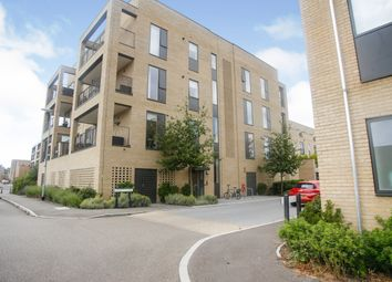 Thumbnail 2 bed flat for sale in Forbes Close, Trumpington