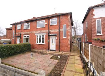 Thumbnail 3 bed semi-detached house for sale in Moorfield Avenue, Denton, Manchester