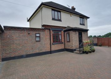 Thumbnail 3 bed detached house for sale in Bedford Road, Turvey, Bedford, Bedfordshire