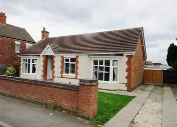 Thumbnail 3 bed detached bungalow for sale in Grammar School Road, Brigg, Brigg