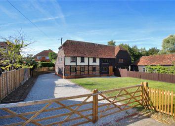 Course Horn Lane, Cranbrook, Kent TN17. 3 bed property for sale