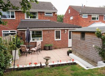 Thumbnail 3 bed semi-detached house for sale in Sunningdale Way, Alwoodley