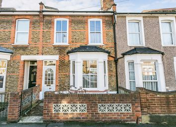 Thumbnail 2 bed terraced house for sale in Pasquier Road, London