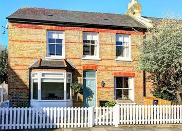 Thumbnail 3 bed end terrace house for sale in Elleray Road, Teddington