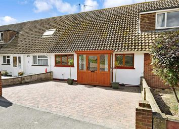 Thumbnail 3 bed terraced house for sale in Lewes Close, Saltdean, Brighton, East Sussex