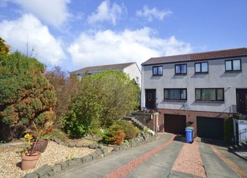Thumbnail 3 bed semi-detached house for sale in Long Craigs Terrace, Kinghorn