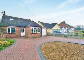 Thumbnail 4 bed bungalow for sale in Brooklands Road, Bletchley, Milton Keynes, Buckinghamshire