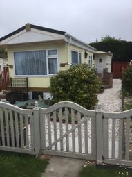 Thumbnail 2 bed mobile/park home for sale in Blue Sky Close, Bradwell, Norfolk