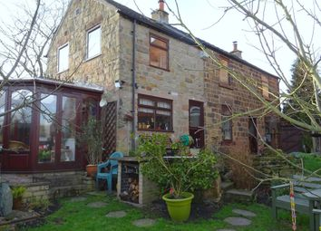 Thumbnail 3 bed cottage for sale in Front Street, Fritchley, Belper