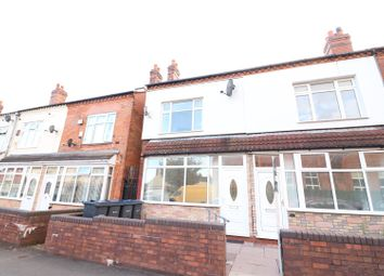 Thumbnail 4 bed terraced house for sale in Marlborough Road, Small Heath, Birmingham