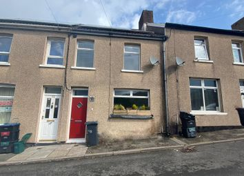Thumbnail 3 bed terraced house for sale in Lewis Street, Crumlin, Newport