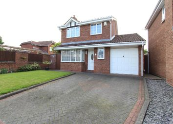 Thumbnail 3 bed detached house for sale in Cleeve, Glascote, Tamworth