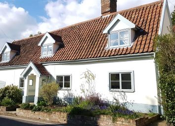 Thumbnail 3 bed detached house for sale in High Street, Coddenham, Ipswich