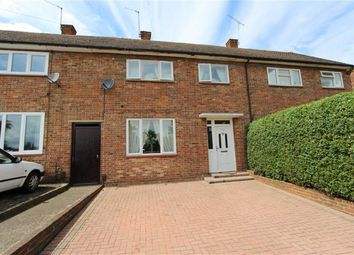 Thumbnail 3 bedroom terraced house for sale in Burney Drive, Loughton, Essex