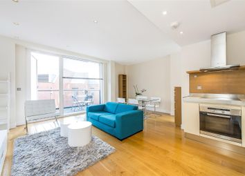 Thumbnail 2 bed flat for sale in Hirst Court, Gatliff Road, Grosvenor Waterside, London