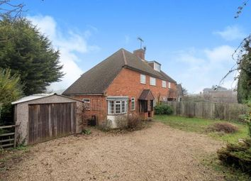 Thumbnail 3 bed semi-detached house for sale in Puttenham, Guildford, Surrey