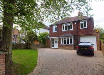Thumbnail 4 bedroom detached house to rent in Bradbourne Park Road, Sevenoaks