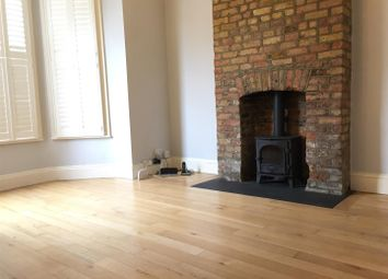 Thumbnail 3 bed property to rent in Effra Road, London