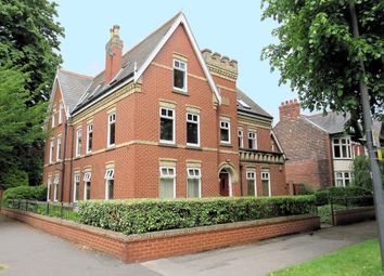 Thumbnail 3 bed flat for sale in Park Avenue, Hull