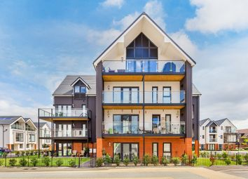 Thumbnail 2 bed flat for sale in Huxley Drive, Oxted