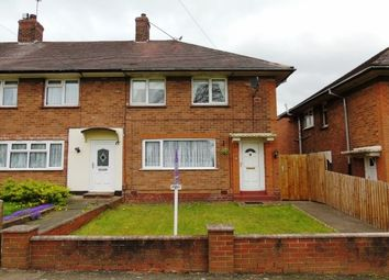 Thumbnail 3 bed property to rent in Fulbrook Grove, Birmingham