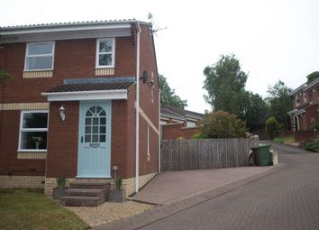 Thumbnail 2 bed semi-detached house for sale in Laneside Gardens, Morley, Leeds, West Yorkshire
