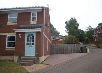 Thumbnail 2 bedroom semi-detached house for sale in Laneside Gardens, Morley, Leeds, West Yorkshire