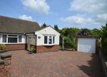 Thumbnail 3 bed semi-detached bungalow for sale in Wharf Close, Wendover, Aylesbury