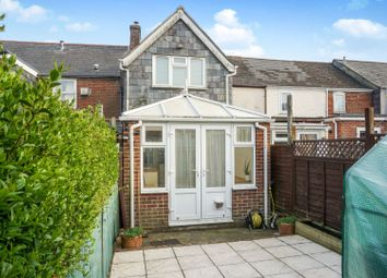 Thumbnail 2 bed terraced house for sale in Trafalgar Road, Newport