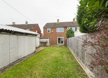 Thumbnail 3 bed semi-detached house for sale in Quantock Road, Southampton