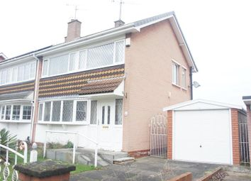 Thumbnail 3 bed semi-detached house for sale in Walsham Drive, Doncaster