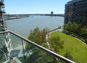 Thumbnail 2 bedroom flat to rent in New Providence Wharf, 1 Fairmont Avenue, London
