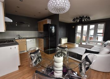 2 bed flat for sale in Barnsdale Close, Loughborough LE11