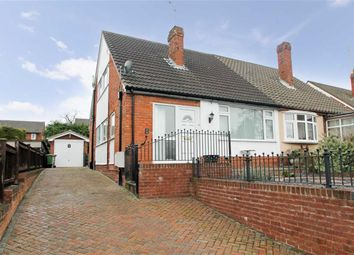 Thumbnail 2 bed semi-detached bungalow for sale in Lloyd's Lane, Chirk, Wrexham