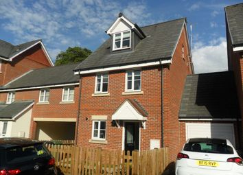 Thumbnail 3 bed link-detached house to rent in Royal Drive, Bordon