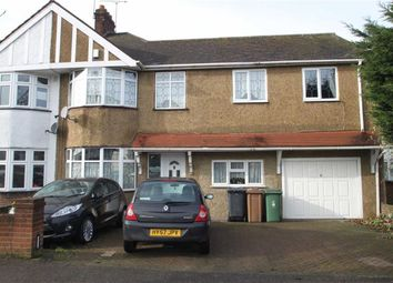 Thumbnail 5 bedroom end terrace house for sale in Waltham Way, London