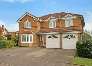 5 bed detached house for sale in Aldwell Close, Wootton, Northampton NN4