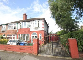 Thumbnail 4 bed semi-detached house for sale in Kings Road, Old Trafford, Manchester