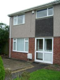 Thumbnail 3 bed end terrace house to rent in Church Road, Hanham, Bristol
