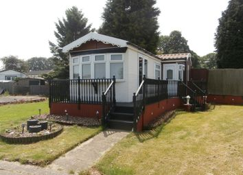 Thumbnail 1 bedroom bungalow for sale in Wittsend Caravan Site Almholme Lane, Arksey, Doncaster