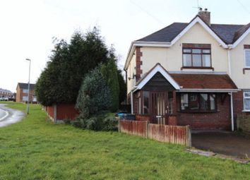 Thumbnail 2 bed semi-detached house to rent in Littlewood Lane, Cheslyn Hay, Walsall