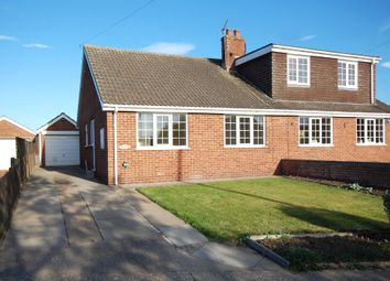 Thumbnail 4 bed semi-detached house for sale in High Street, Grainthorpe, Louth