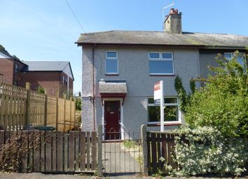 Thumbnail 3 bed semi-detached house for sale in Penlon Gardens, Bangor