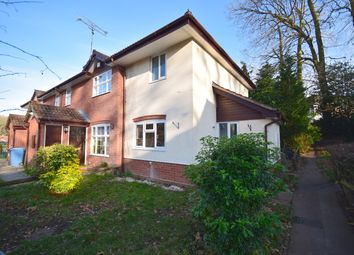 Thumbnail 1 bed end terrace house for sale in Queensbury Place, Blackwater, Camberley