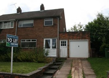 Thumbnail 3 bed semi-detached house to rent in Whitehall Road, Wolverhampton