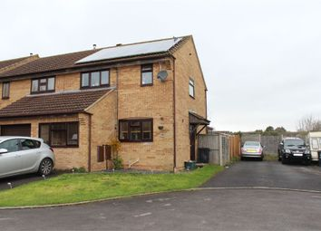 Thumbnail 3 bed semi-detached house for sale in Borgie Place, Worle, Weston Super Mare, Somerset