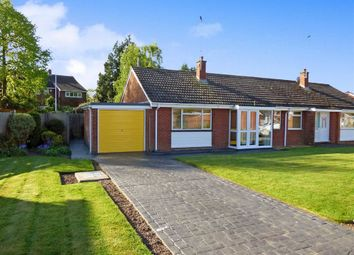 Thumbnail 2 bed semi-detached bungalow for sale in Brine Road, Nantwich