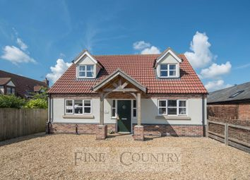 Thumbnail 2 bedroom cottage for sale in Back Road, Murrow, Parson Drove, Wisbech